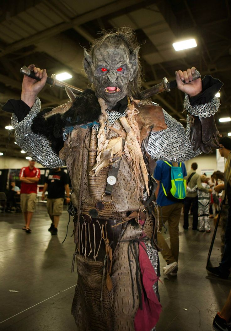 Orc Lotr Costume 1000+ images about Orc...