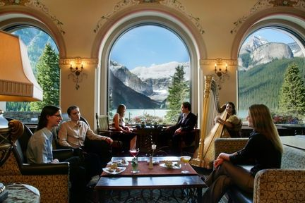 Lakeview Dining Room Lake Louise