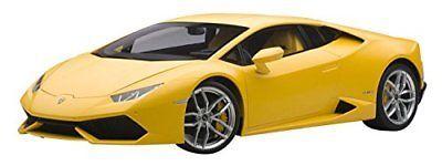 AUTOart 1/12 Lamborghini Huracan LP610-4 Matt yellow