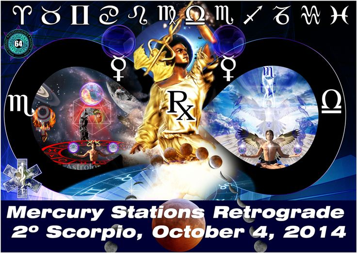 Mercury will station retrograde in the sign of Scorpio less than two weeks after one of Scorpio's ruling planets, Pluto stations direct. This will create a cosmic chime to resolve all emotional, social, financial and karmic debt as Mercury moves westward to become a morning star again. This act between the sacred masculine and sacred feminine symbolizes the rebirth and transformation of intellect, thought (Thoth) and attitude in the same manner that the New Moon resets our internal emotional…