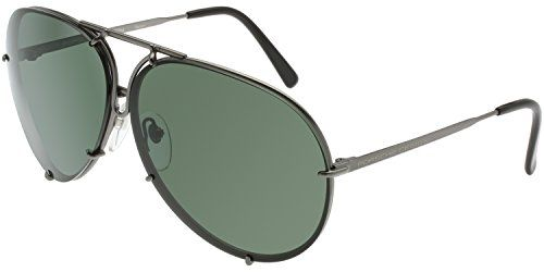 PORSCHE DESIGN P8478 C Sunglasses P'8478 Gunmetal Frame * You can find out more details at the link of the image.