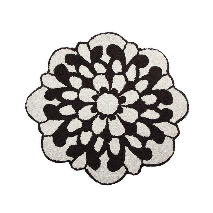Best Design Images On Pinterest Missoni Art Designs And Bath - Missoni black and white bath mat for bathroom decorating ideas