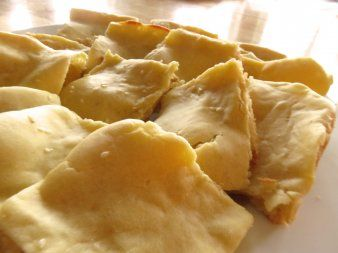 Soft Unleavened Bread -- One of the tastiest soft, unleavened breads yet! For Passover and Days of Unleavened Bread.