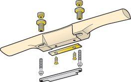Veritas Tools - Spokeshaves - Wooden Spokeshave Kits