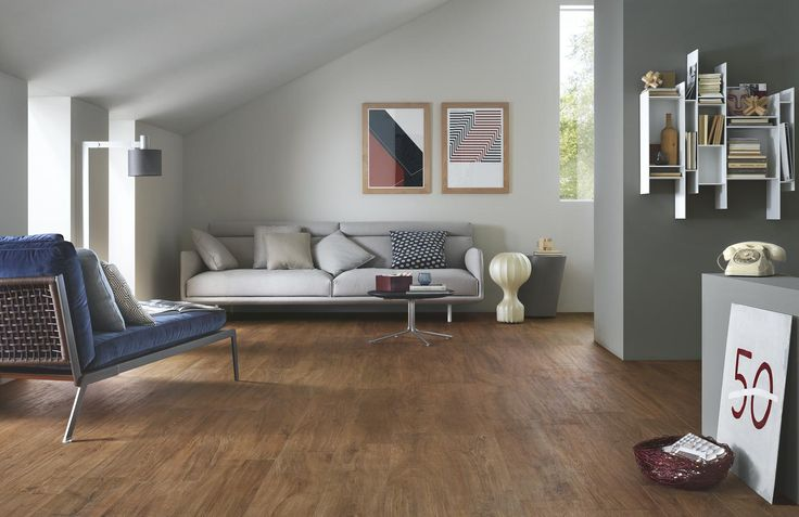 #Ragno #Woodliving Rovere Scuro 15x120 cm R40K | #Porcelain stoneware #Wood #15x120 | on #bathroom39.com at 51 Euro/sqm | #tiles #ceramic #floor #bathroom #kitchen #outdoor