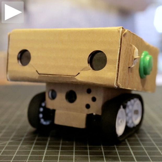 Cool Hunting Video: Alex Reben: An alumni of MIT's Media Lab and NASA, this artist applies his engineering skills to create robots