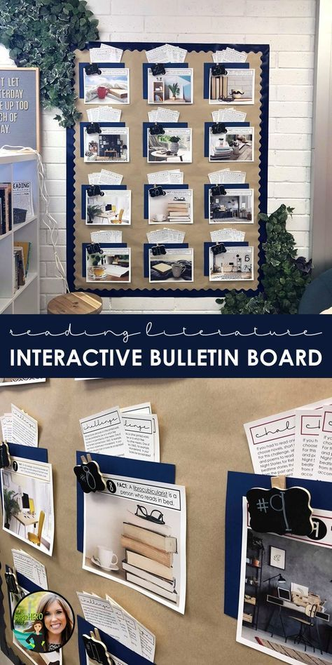 interactive bulletin board Get crafty and be creative: making the best bulletin boards and door decs - duration: 8:14 rei haycraft 4,287 views.