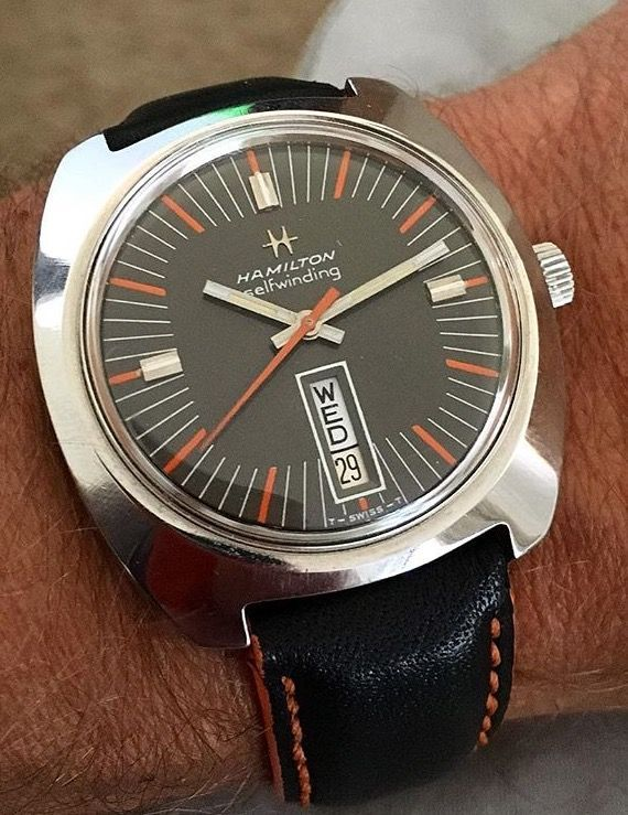 3c5192e5cf2 Diesel Watches Flare Leather Watch (Black Black) em 2019