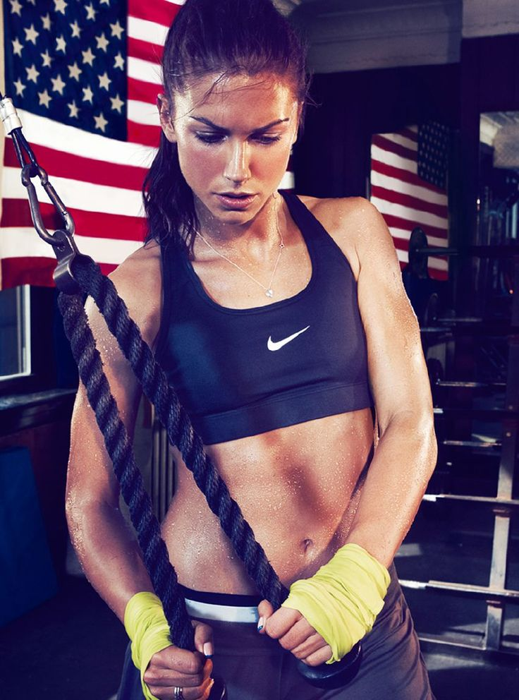 Alex Morgan, American football player and Olympic gold medalist