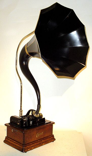 Either a cool wall art piece OR a real, restored cool phonograph. a cool piece in the studio commons area.
