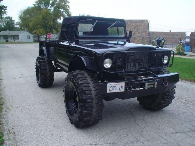 4 Door Jeep Wrangler For Sale Craigslist >> M715 for Sale Craigslist | the new project... - International Full Size Jeep Association ...