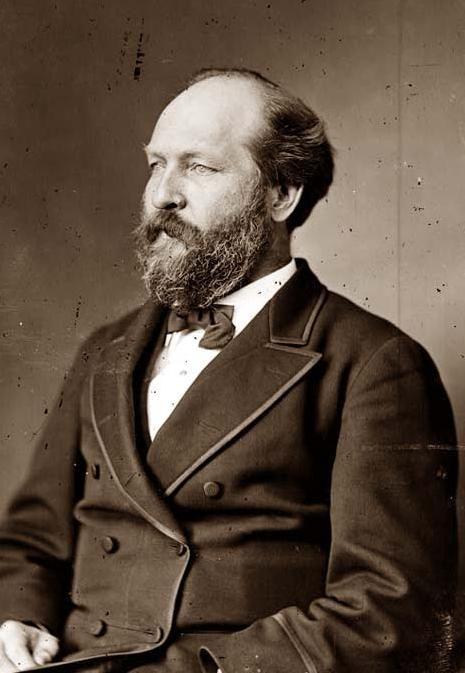 Garfield, President James