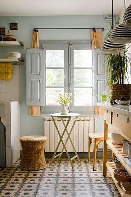 Casa Josephine kitchen