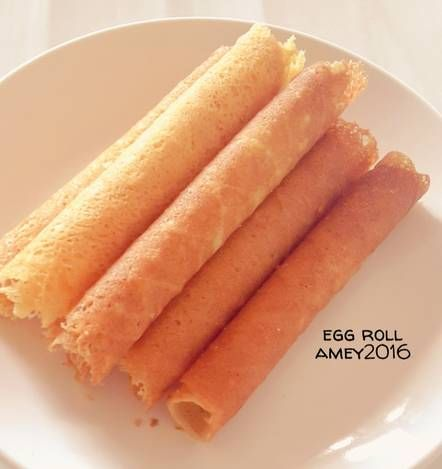Resep Egg Roll Yg Enak Dan Renyah Oleh Amei Resep Makanan Dan Minuman Makanan Ringan Gurih Resep Makanan