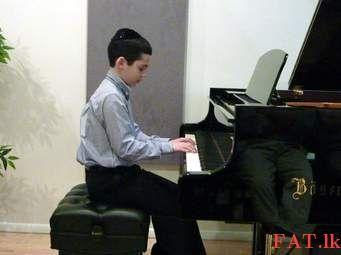 Gayathri Perera (Wedande) (Female) - Merit pass in National Diploma Teachers piano music.Location: Kelaniya