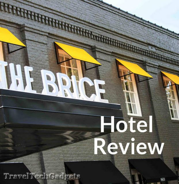 Kimpton Brice Hotel Review: Modernistic Cool Quirky Hotel |Travel Tech Gadgets