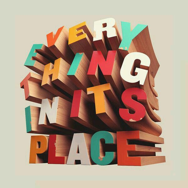 #KlauVázkez #3D #Typography #Art #Design #Imagination #Colors