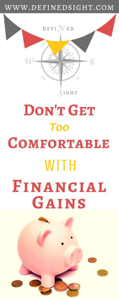 """It feels weird to say don't get too comfortable, when the goal is to live a comfortable life. If there is anything the stock market has taught us, is exactly this: """"No matter how rich you become, arrogance is not a luxury you can afford."""" - Leon Cooperman."""