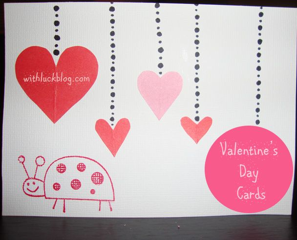 cards 10 handpicked ideas to discover in DIY and crafts – Great Valentine Cards