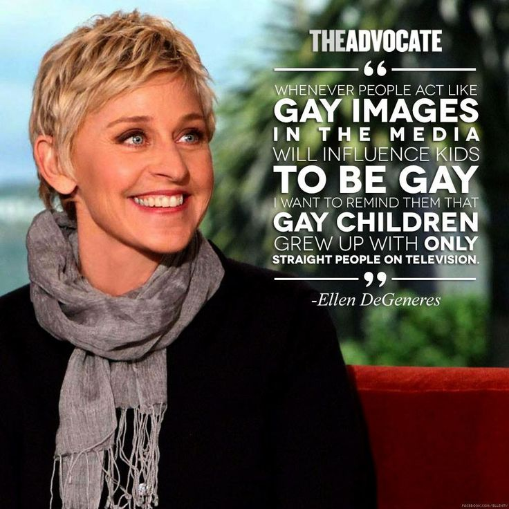 Ellen Degeneres Gay Rights 102