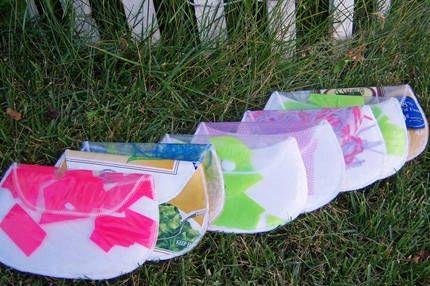 Fused Plastic Pouches