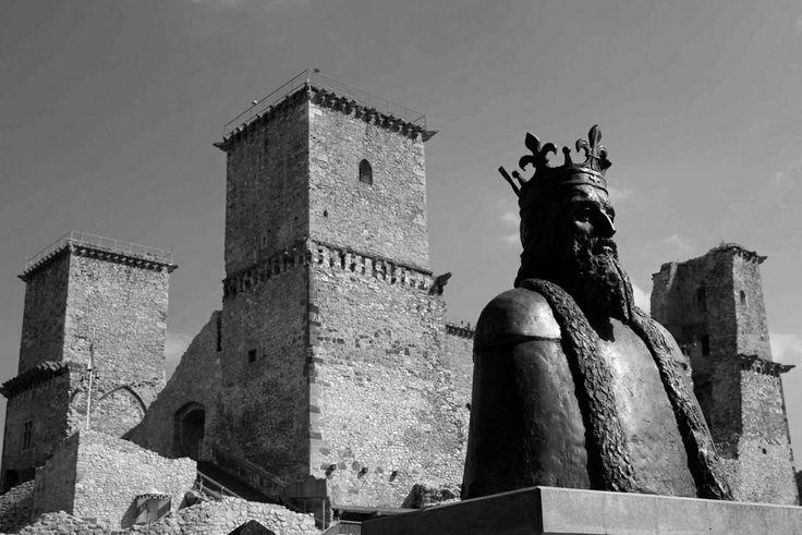 Nagy Lajos király-szobor, Miskolc (Diósgyőr), Diósgyőr (Miskolc)