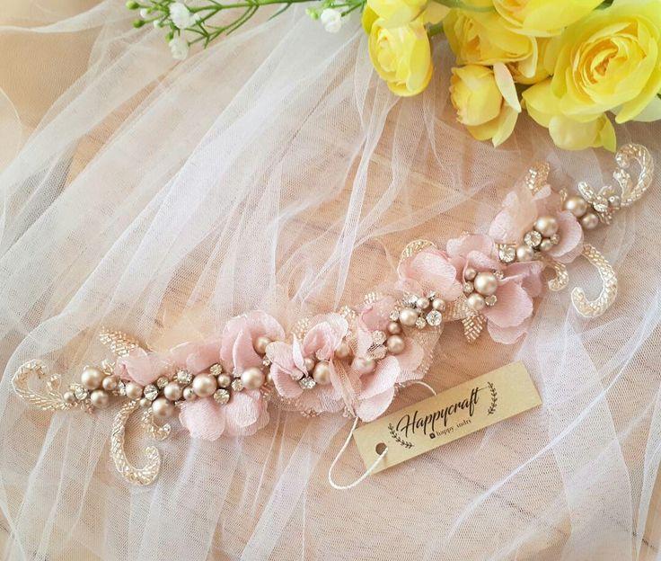 Headpiece Wedding Bridal Lace headpiece