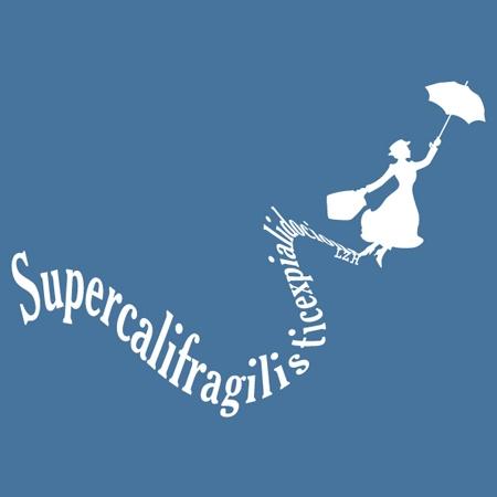 Alternative Disney Movie Posters. Mary Poppins