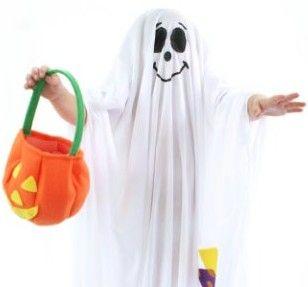 Simple Halloween Ghost