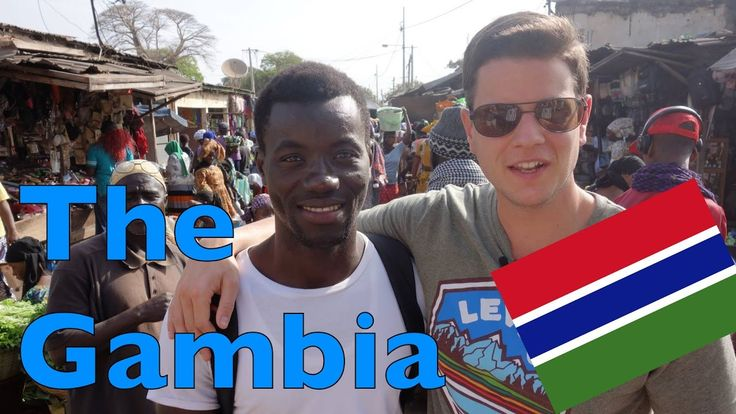Traveling and Languages - The Gambia!