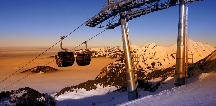 In Vorarlberg kan je prachtig skieen. Dit Oostenrijkse skigebied is eenvoudig te bereiken vanuit de luchthavens van Friedrichshafen en Innsbruck