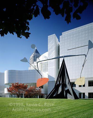 The Calder Mobile at the High Museum of Art in Atlanta. http://www.atlanta.net/visitors/atlanta-high-museum.html