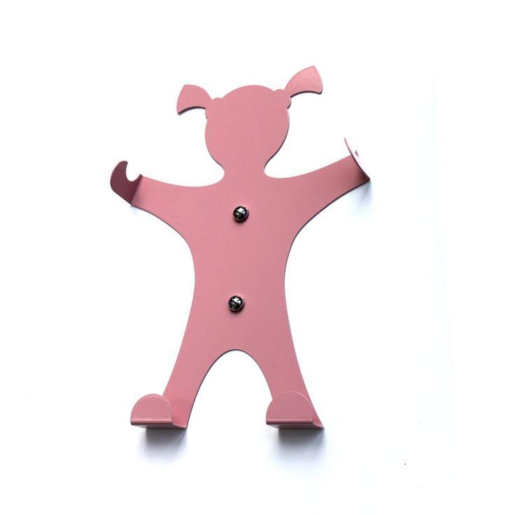 Pinkprintjim Coat Hook | Blueprintjim