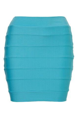 Bandage Mini Skirt – KOOKAÏ