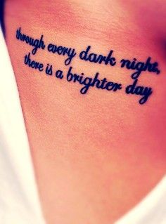 tattoo quotes about family | Quotes