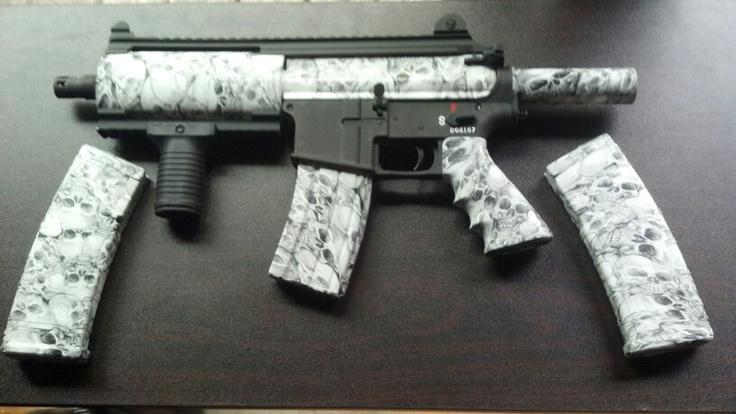 Bushmaster 223 mini AR