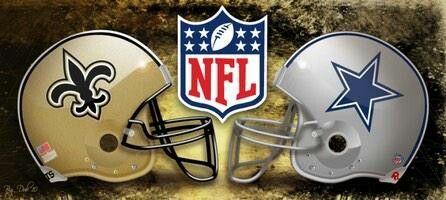 Saints vs Cowboys