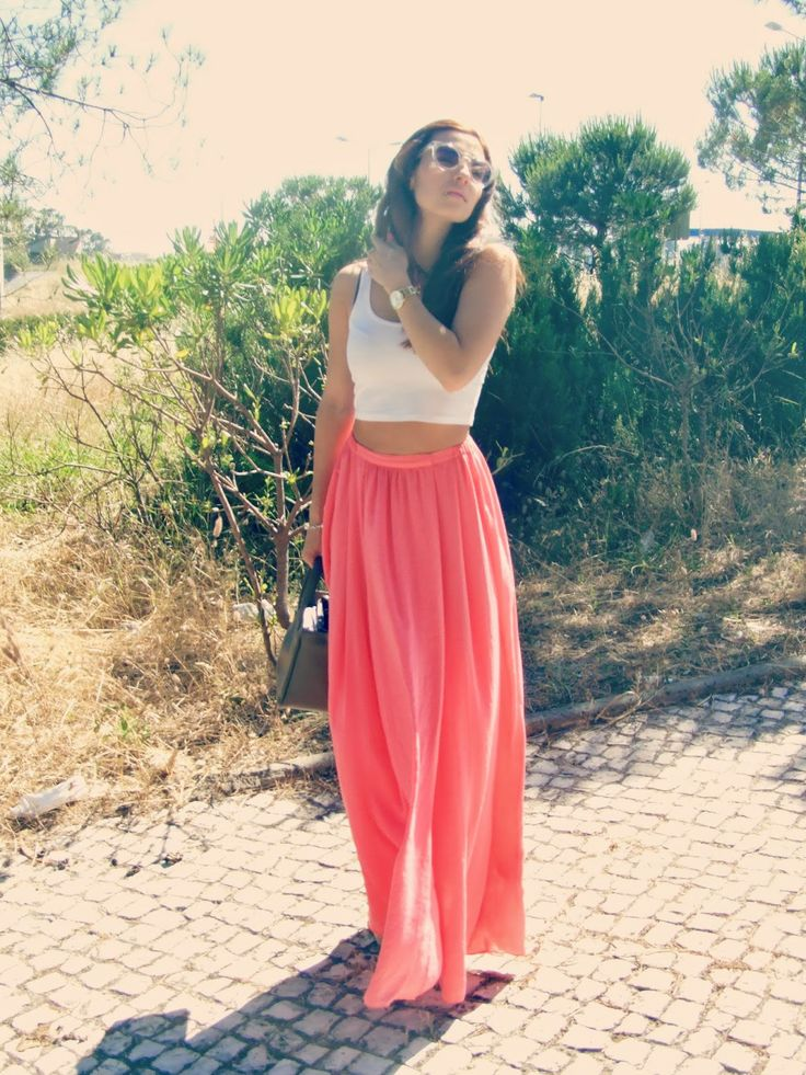 #ootd for summer - preety in pink! http://perolamakeupblog.blogspot.pt/2014/06/outfit-summer-is-coming.html