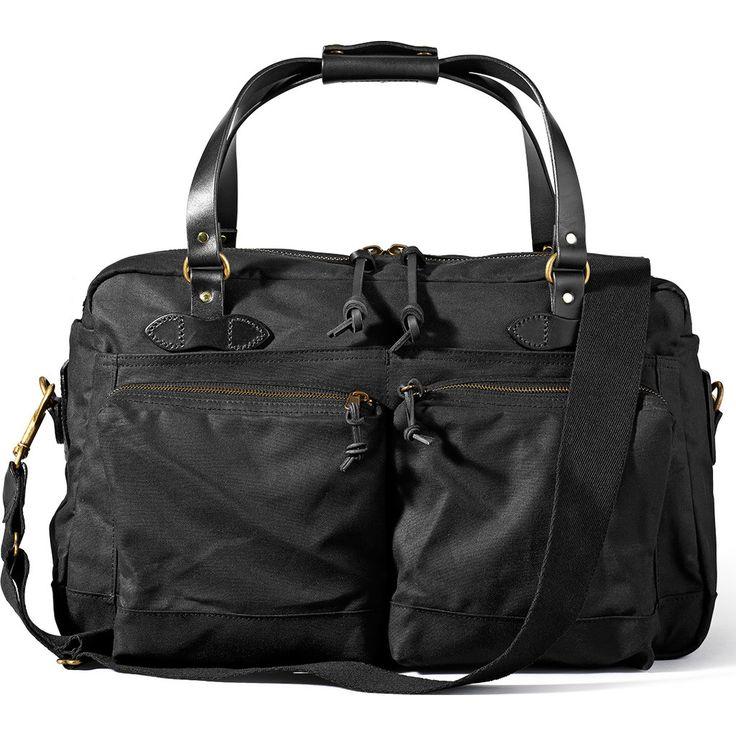 Filson 48-Hour Duffel Bag | Black