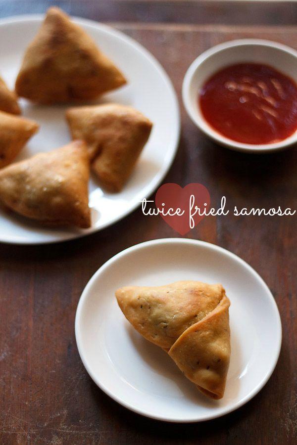 The 25+ best Samosa india ideas on Pinterest   Vegetarian ...