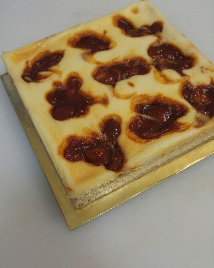 Cheese cake - Banana Caramel