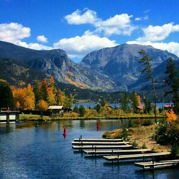 1295 best colorado utah adventures images on pinterest for Grand lake colorado fishing