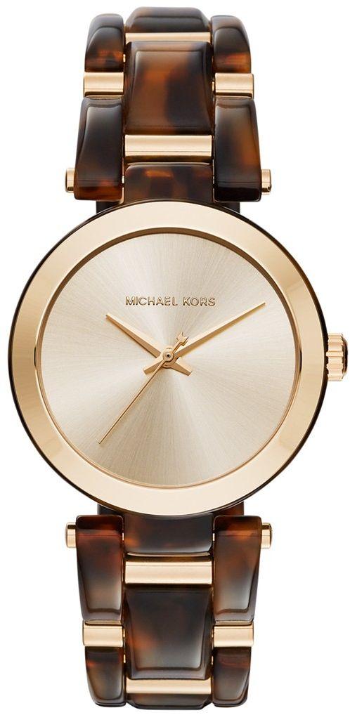Женские дизайнерские наручные часы Michael Kors Delray MK4314 фото