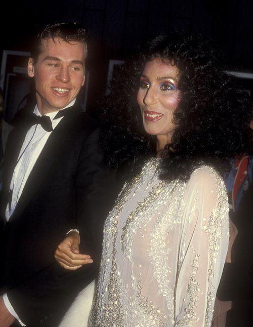 Cher & Val Kilmer /83