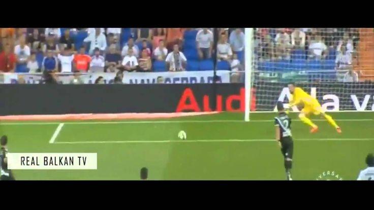 Real Madrid 2-0 Cordoba - Cristiano Ronaldo Goal - 25/08/2014 [Liga BBVA]