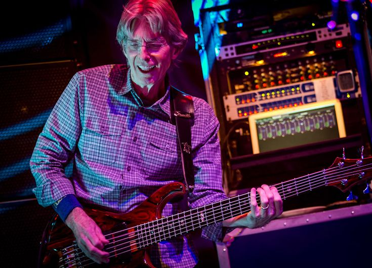 Phil Lesh and Friends performed LIVE inside the Brooklyn Bowl Las Vegas at The LINQ Las Vegas on October 17, 2014. Photo Credit - Erik Kabik.
