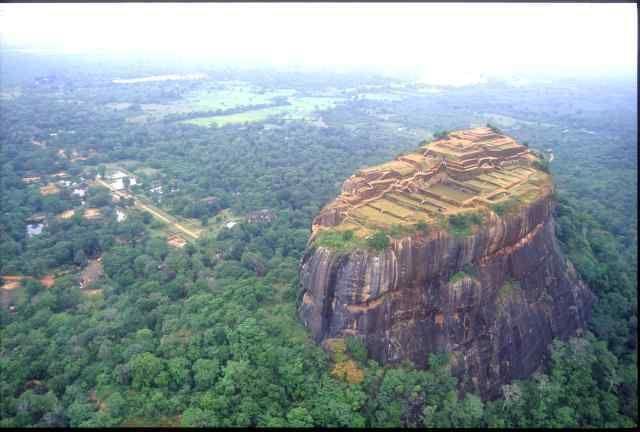 Sigiriya, Sri Lanka Climbed it!