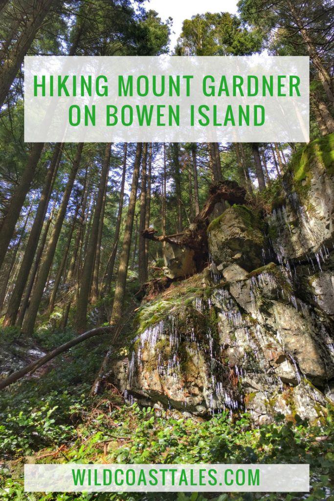 Hiking Mount Gardner on Bowen Island {in pictures}