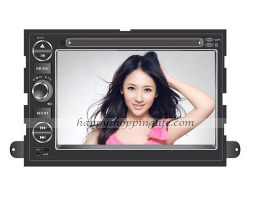 Ford Explorer Android Autoradio DVD GPS Digital TV Wifi 3G RDS