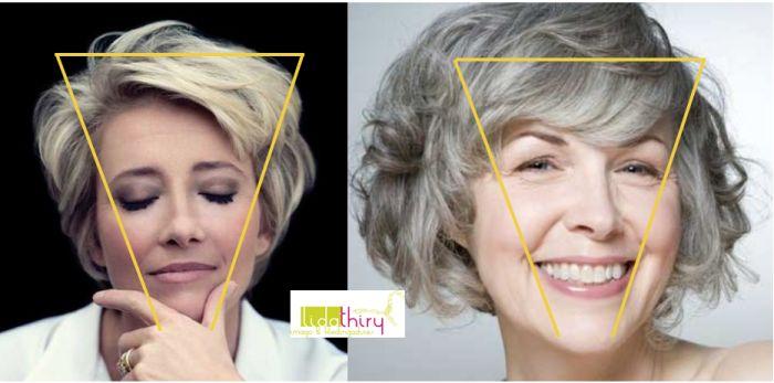 Ergens tussen de 50 en 60 komt voor bijna elke vrouw het moment waarop je jezelf afvraagt wat je met je haar moet doen. Lang laten of afknippen, wel of niet meer verven kunnen grote dilemma's zijn. Lees hier over de driehoek van jeugd.